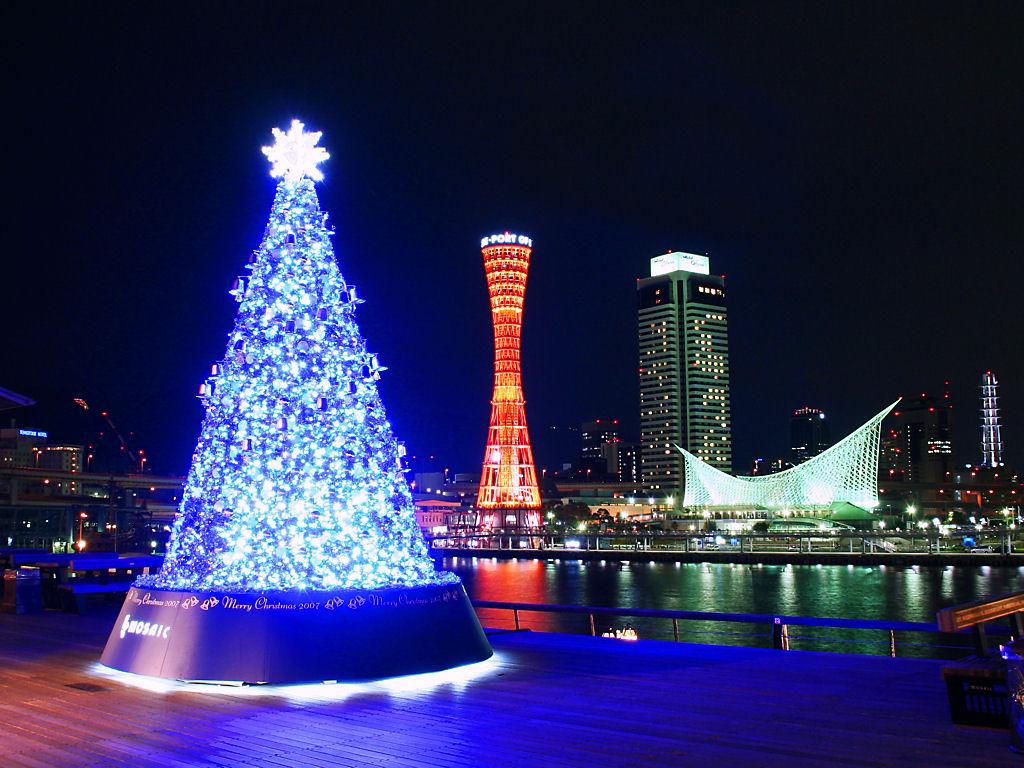 神戸のクリスマス