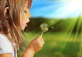 dandelion-girl-shutterstock_23954992